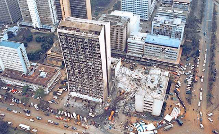 Tanzania: U S  Supreme Court to Hear Kenya, Tanzania 1998 Embassy