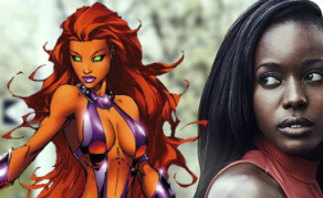 Actress Anna Diop Called 'Too Black'  to Play a Superhero