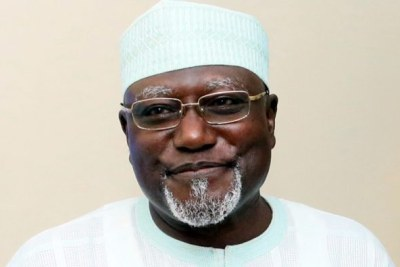 Lawal Daura, sacked and arrested on the orders of Acting President Yemi Osinbajo, was the director-general of the State Security Service