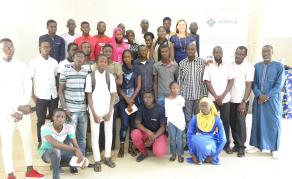 Des professeurs de Thiès pour l'enseignement du coding au Sénégal