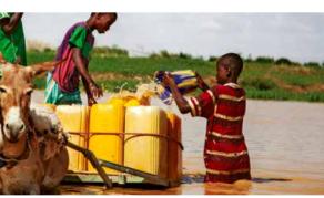 570 millions d'enfants dans le monde privés d'eau potable