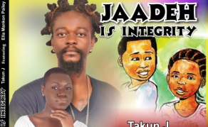 Jaadeh a Sequel to the Anti-Corruption Children's Book Gbagba