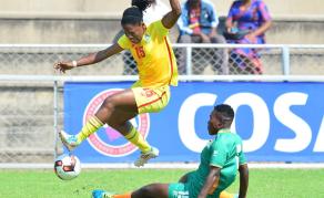 Teams Prepare for Cosafa Women Showdown
