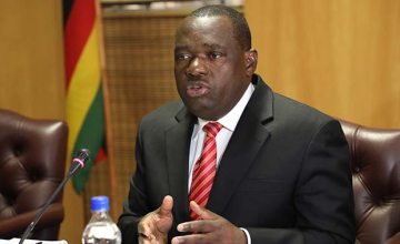 U.S. Denounces London Attack On Zimbabwe's Minister Moyo