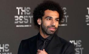 L'Egyptien Mohamed Salah lauréat du plus beau but de l'année !
