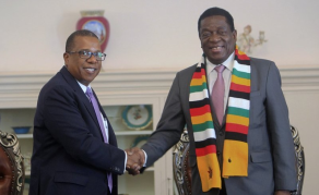 Sanctions Against Zimbabwe Could Go, But Under One Condition