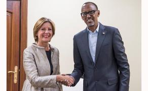 Rhineland-Palatinate Pledges More Support For Rwanda
