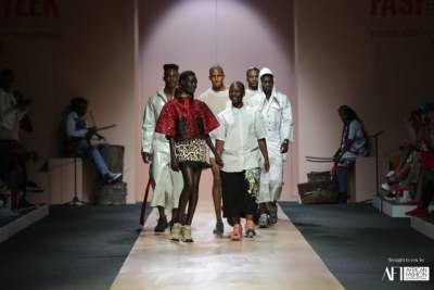 African Designers Knock Audience's Socks Off!