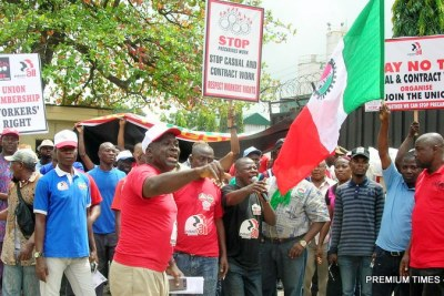 Nigeria Labour Congress.