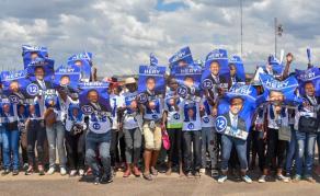 Fin  de la campagne du 1er tour de l'élection présidentielle malgache