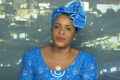 Journalist Mimi Mefo