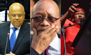 What Gordhan is Saying at the State Capture Commission