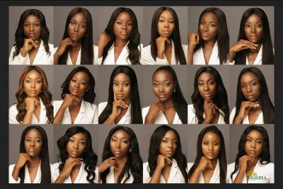 Meet the 18 contestants running for Miss Nigeria 2018.