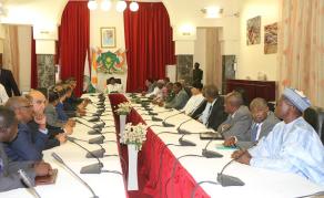 La conférence des pays voisins de la Libye a conclu ses travaux