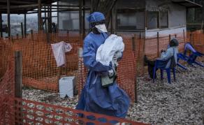 Ebola Centres Come Under Attack in DR Congo