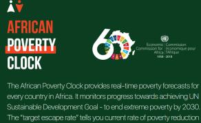 Un nouvel outil africain pour suivre, réduire la pauvreté