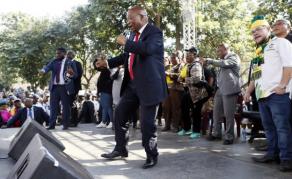 Jacob Zuma, l'ancien Président sud-africain, va sortir un album
