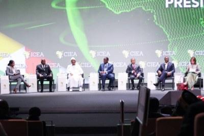 Panel sur la Conférence de l'émergence en Afrique
