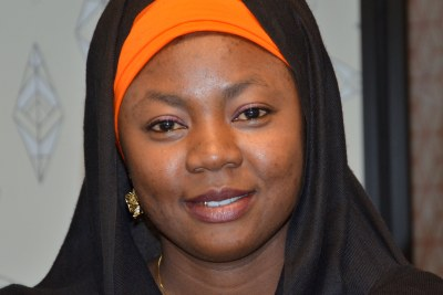 Fatima Madaki, one of Nigeria's peacebuilders (file photo).