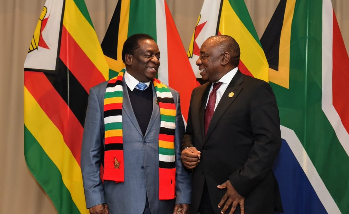 Zimbabwe: Mnangagwa Defers Cabinet As Ramaphosa Flies in
