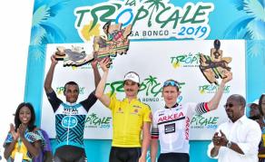 L'Italien Niccolo Bonifazio remporte la Tropicale Amissa Bongo 2019