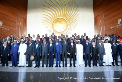 Heads of State and Government of the 55 African countries in the African Union begin the organisation's 32nd ordinary session in Addis Ababa.
