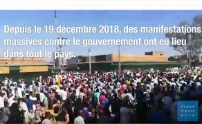 Une vidéo montre des actes d'une extrême violence et des abus au Soudan