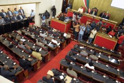 Assemblée nationale malgache.