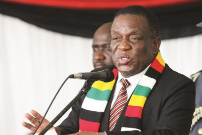 President Emmerson Mnangagwa said his government would weed out organisations that reportedly encouraged people to riot, among them doctors and lawyers.