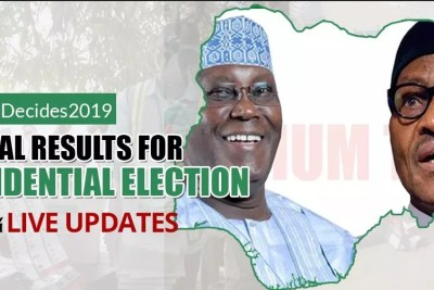 #NigeriaDecides2019: Final INEC results of presidential election