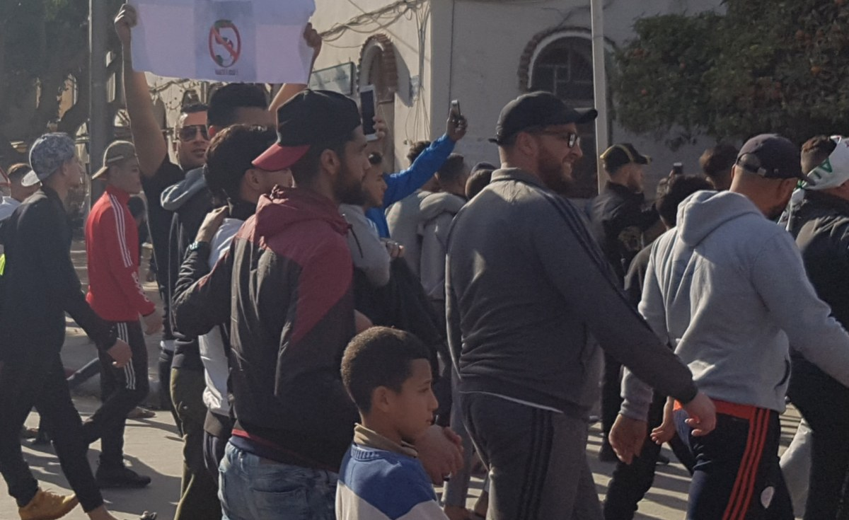 Algeria: Thousands Take to the Streets to Relaunch Protest Movement