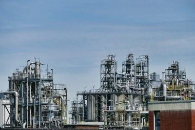 Refinery (file photo).