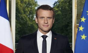 Emmanuel Macron, premier président français à visiter le Kenya