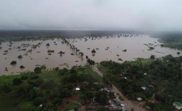 Le bilan du cyclone tropical Idai s'alourdit en Afrique Australe