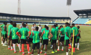 Nigeria's Super Eagles Begin Training for African Cup of Nations