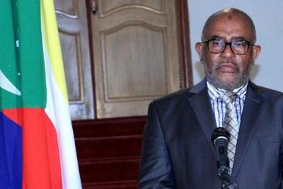 Comores - Le Chef de l'Etat SEM Azali Assoumani