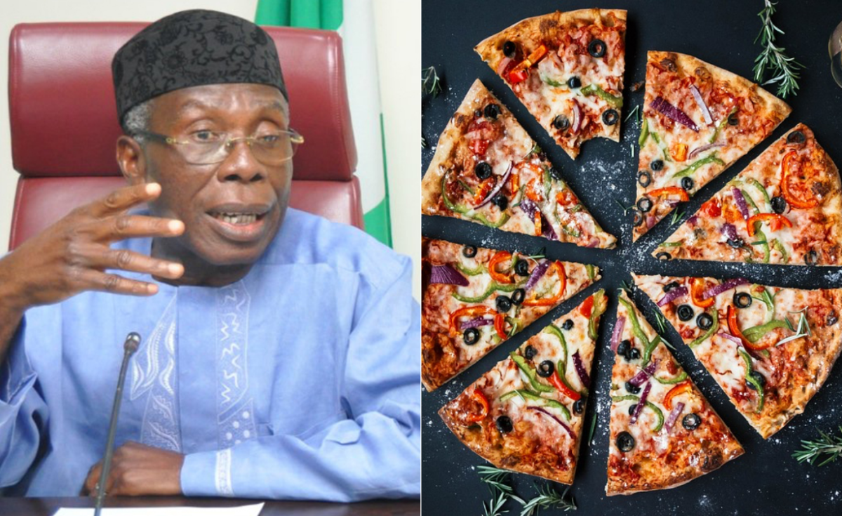Nigeria: Some Nigerians Import Pizza From London - Minister