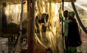 Ebola - 17 nouveaux cas confirmés et 16 décès en RDC
