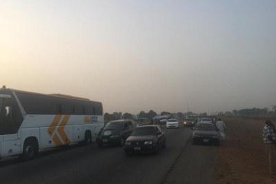 Abuja-Kaduna Highway (file photo)