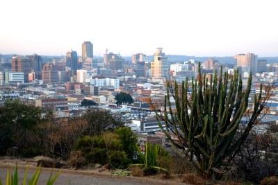 Harare (file photo)