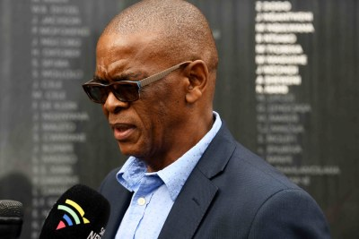 Ace Magashule (file photo).