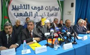 L'opposition algérienne ne participera pas à la Présidentielle du 4 juillet