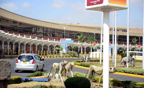 The B-Word Gets Passenger Arrested at Kenyatta Airport