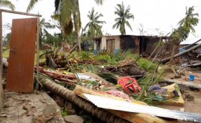 Cyclone Kenneth Death Toll Rises in Mozambique