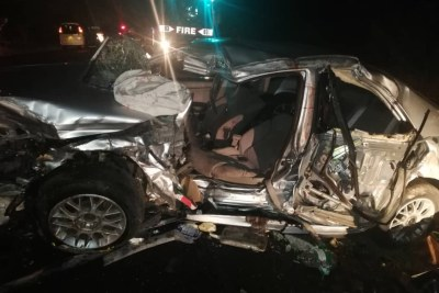 Member of parliament, Vimbayi Tsvangirai - the daughter to the late MDC founding leader Morgan Tsvangirai - is in critical condition after a car crash.