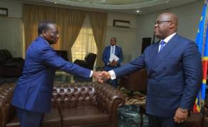 Nommé premier-ministre, Sylvestre Ilunga succède à Bruno Tshibala en RDC