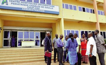 Grève des agents de la santé au Burkina Faso