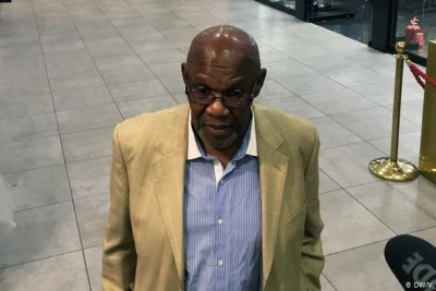 Dumiso Dabengwa (file photo).