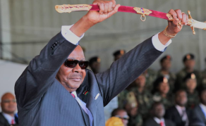 Mutharika Inaugurated as Malawi President
