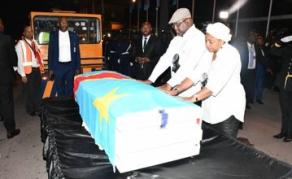 Retour du corps d'Étienne Tshisekedi en RDC - 3 jours de festivités
